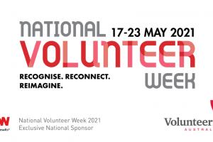 National Volunteers Week 2021