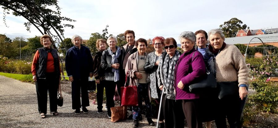 Greek Welfare Centre Walking Group