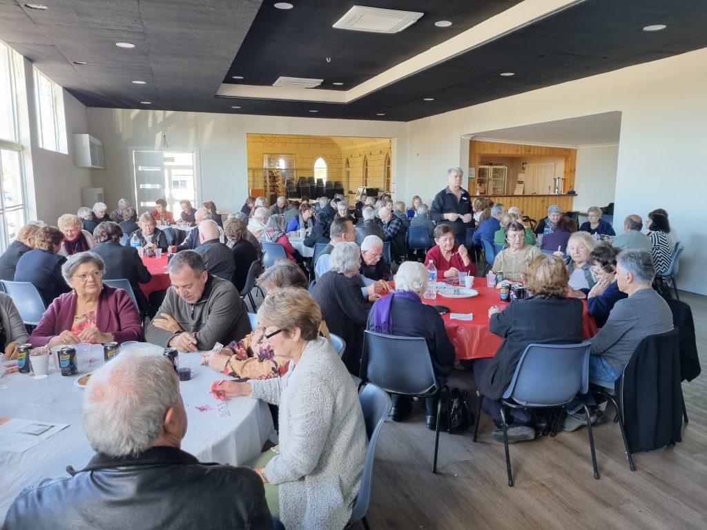 Seniors Social Group Kipseli Luncheon June 2021